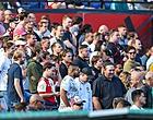Foto: Clubarts Feyenoord zet vraagtekens bij corona-besmettingen in stadion