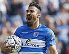 Foto: Reza maakt als invaller tijdens debuut 4 goals voor winnend PEC Zwolle