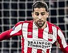 Foto: Rodríguez geeft PSV-fans hoop: 'Ik sluit niks uit'