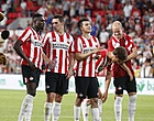 Foto: Zwitsers gaan los over PSV: 'Hij verstopte zich de hele wedstrijd'