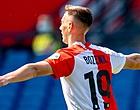 "Foto: ""Bozeník is nog niet dé spits van Feyenoord"""