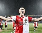 Foto: Twijfels over Feyenoorder: 'Voetballend is hij heel matig'