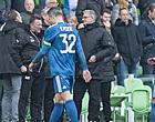 Foto: Zorgen bij Feyenoord: steunpilaar niet op trainingsveld richting 'PSV-uit'