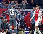 Foto: VIDEO: Wöber pakt oliedomme directe rode kaart, Ajax met 10 man verder