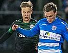 """Foto: Contractnieuws PEC Zwolle: """"Deze terugkeer maakt veel goed"""""""