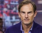 """Foto: De Boer haalt uit naar Feyenoorder: """"Hij brengt veel te weinig"""""""
