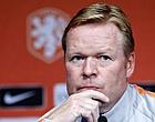 Foto: 'Koeman heeft geen boodschap aan smeekbede Ajax en Ten Hag'