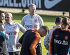 Foto: Oranje-wisselspeler sowieso in de basis tegen België