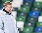 Foto: 'Koeman zorgt voor grote verrassing in Oranje-opstelling'