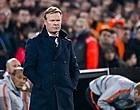 Foto: 'Enorme meevaller voor Koeman bij Nederlands elftal'