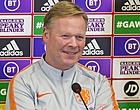 Foto: De Telegraaf: Koeman gaat voor Oranje-stunt