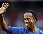 """Foto: Ronaldinho: """"Messi de beste ooit? Ieder geval wel de beste van zijn generatie"""""""
