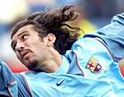 Foto: Voormalig Barça-doelman weer thuis na 'kritieke' besmetting
