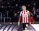 """Foto: PSV-fans hebben het helemaal gehad: """"Pleur toch op"""""""