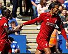Foto: Liverpool-selectie eert overleden George Floyd op grootse wijze