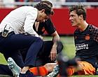 Foto: Goed nieuws voor Lammers en PSV: 'Hij maakt onder applaus zijn rentree'