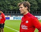 Foto: Lammers legt voordelen PSV-verandering uit