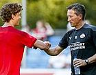 Foto: Sam Lammers laat zich gelden in oefenduel PSV