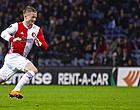 """Foto: Larsson schrikt van heftig Feyenoord-nieuws: """"Heel jammer"""""""