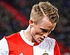 Foto: 'Feyenoord hoort bizar bericht over Sam Larsson'
