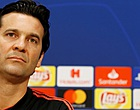 Foto: Real Madrid-trainer Solari hekelt de media na berichten over 'Ajax-uit'