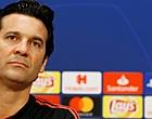 Foto: Real Madrid-trainer Solari hekelt de media na berichten over 'Ajax-uit'