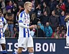 "Foto: Heerenveen rekent op einde seizoen: ""Acht die kans klein"""