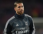 Foto: 'Sergio Ramos laat alarmbellen afgaan in Madrid'