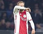 Foto: 'Ajax moet het contract van Siem de Jong verscheuren'