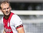Foto: Ajax haalt in oefenpot uit tegen Willem II, hattrick voor Siem de Jong