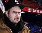 Foto: Mossou: 'Namens het hele Nederlandse voetbal: sorry, wereld'
