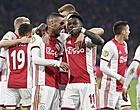 Foto: Ajax verdient ondanks uitschakeling tientallen miljoenen aan Champions League