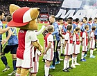 Foto: 'Feyenoord neemt jongere broer van Ajax-speler op proef'