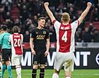 Foto: 'AZ ergert zich groen en geel aan irritante acties van wanhopig Ajax'
