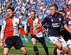 Foto: Feyenoord-fans eisen actie: 'Nóóit meer in het elftal'