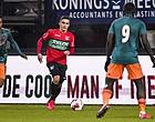 Foto: 'Jong Ajax-sterspeler maanden out: gescheurde enkelband en gebroken kuitbeen'