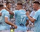 Foto: Lazio-verdediger voor meerdere duels geschorst na 'Suarez-actie'