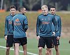 Foto: 'Ajax houdt zijn hart vast: bizarre leegloop op komst'