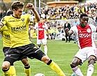 Foto: Kijkers VVV-Ajax halen keihard uit: 'Het is een schande'