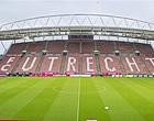 Foto: FC Utrecht roept op tot saamhorigheid: 'Clubs moeten gezamenlijk optrekken'