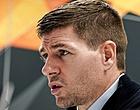 """Foto: Gerrard doet huiswerk naar Willem ll: """"Heb daar een goed inzicht in gekregen"""""""