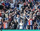 Foto: Steun voor Feyenoord-fans: 'Op foto's vertekent het vaak en lijkt het erger'