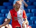 Foto: Van Beek bezorgt Feyenoord wéér tegenslag