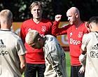 Foto: 'Grote verrassing op Ajax-bank tegen AEK Athene'
