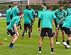 """Foto: Feyenoorders kijken ogen uit op training: """"Ongelooflijk goed"""""""