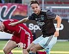 """Foto: De Boer over gevallen Ajax-talent: """"Eén van de beste voorzetten die ik ooit zag"""""""