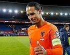 Foto: Oranje-fans hebben voorkeur voor vervanger Van Dijk