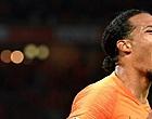 """Foto: """"Van Dijk heeft mij overtuigd als een briljante verdediger"""""""