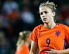 Foto: 'Vervelende, autistische Miedema wordt gehaat door Oranje-ploeggenoten'