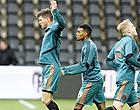 Foto: Verwijt naar Ajax-spelers: 'Kan niet los worden gezien van blessures'